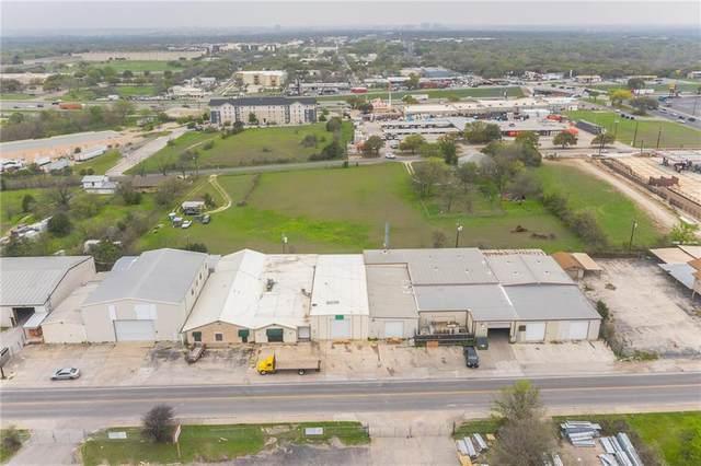 11106-12 & 11200 Bluff Bend Dr, Austin, TX 78753 (MLS #3343437) :: Vista Real Estate