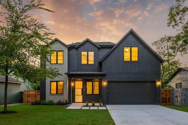 4522 Highland Ter, Austin, TX 78731 (#3359919) :: Green City Realty
