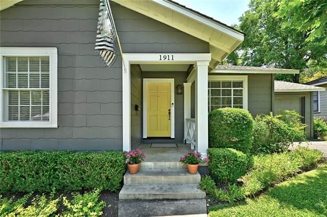 1911 W 40th St, Austin, TX 78731 (MLS #3388837) :: Vista Real Estate