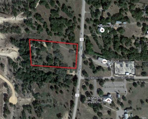 26207 Ranch Road 12, Dripping Springs, TX 78620 (#3391598) :: ONE ELITE REALTY