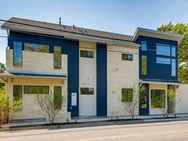 607 W Saint Johns Ave #8, Austin, TX 78752 (#3396730) :: Watters International