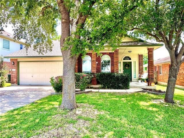 3601 Sandy Koufax Ln, Round Rock, TX 78665 (#3404453) :: Papasan Real Estate Team @ Keller Williams Realty