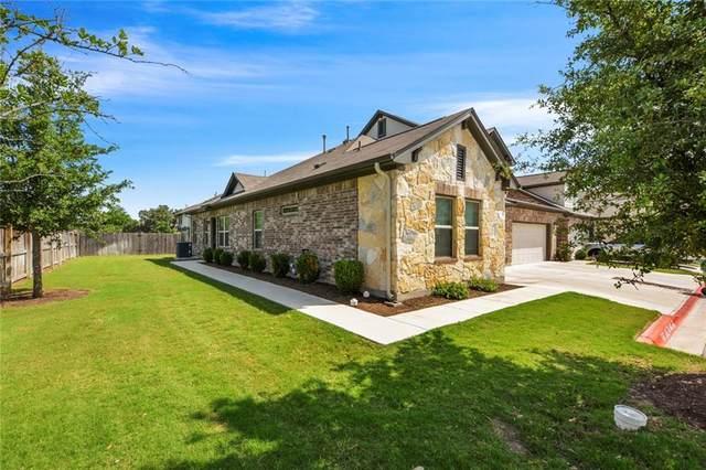 2304 S Lakeline Blvd #461, Cedar Park, TX 78613 (#3408830) :: Watters International