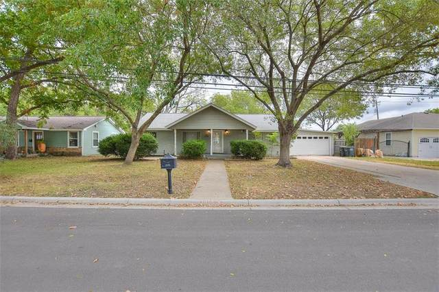 2005 S Main St, Georgetown, TX 78626 (#3412717) :: Realty Executives - Town & Country