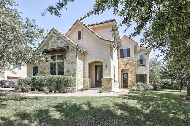 2210 University Club Dr 3A, Austin, TX 78732 (#3421803) :: The Perry Henderson Group at Berkshire Hathaway Texas Realty