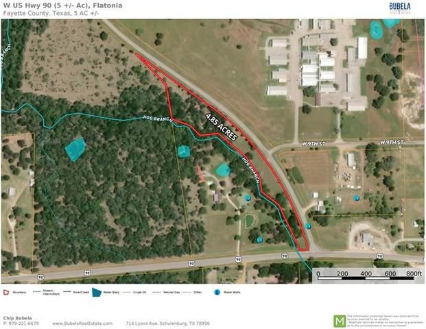 1010 E Hwy 90, Flatonia, TX 78941 (#3434378) :: Papasan Real Estate Team @ Keller Williams Realty