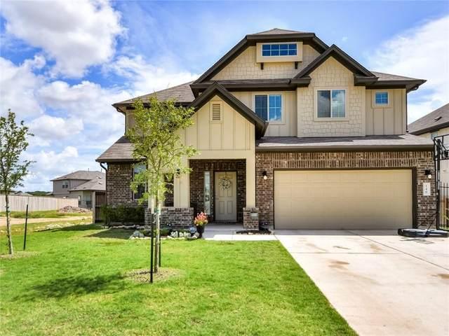 148 Findley Ave, Leander, TX 78641 (#3437836) :: Papasan Real Estate Team @ Keller Williams Realty