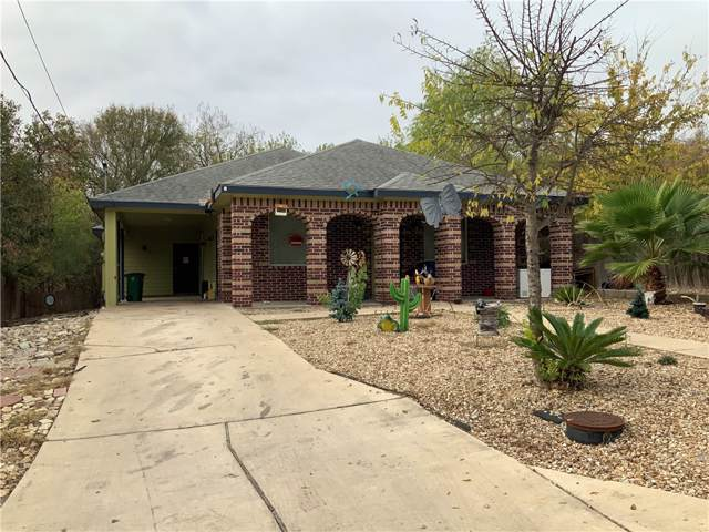 1405 S Redondo Dr S, Austin, TX 78721 (#3438422) :: The Perry Henderson Group at Berkshire Hathaway Texas Realty