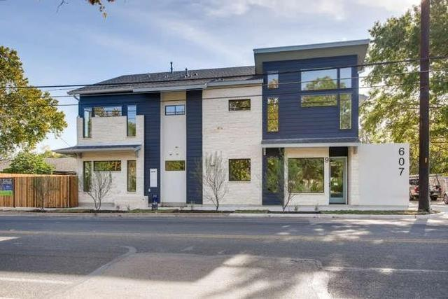 607 W Saint Johns Ave, Austin, TX 78752 (#3457086) :: Watters International