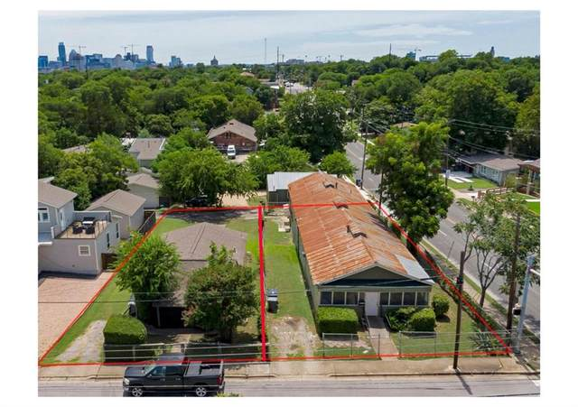 1814 Cedar Ave, Austin, TX 78702 (#3468082) :: Green City Realty