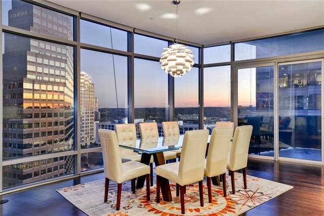 200 Congress Ave 15F, Austin, TX 78701 (#3468637) :: Green City Realty