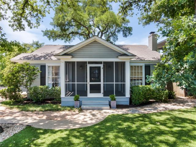 2700 Jefferson St, Austin, TX 78703 (#3478690) :: RE/MAX Capital City