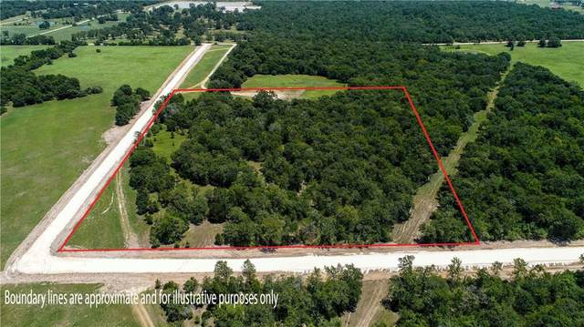 TBD Serenity Ranch Road (Tract 5 - 13.62 Ac), Caldwell, TX 77836 (#3478832) :: Watters International