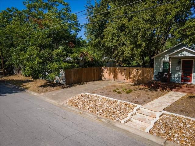 5606 1/2 Joe Sayers Ave, Austin, TX 78756 (#3482307) :: Resident Realty