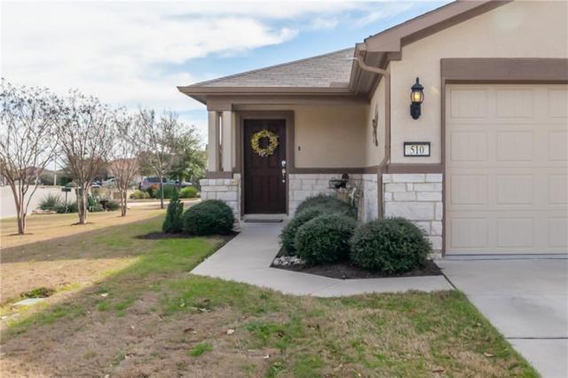 510 Sheldon Lake Dr, Georgetown, TX 78633 (#3499764) :: Watters International