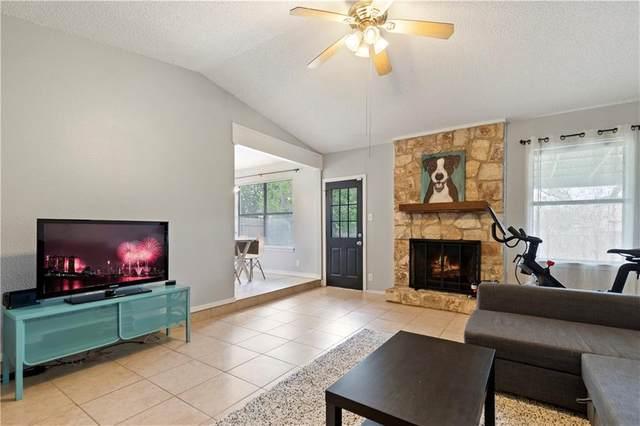 1307 Mills Meadow Dr, Round Rock, TX 78664 (#3508117) :: Sunburst Realty
