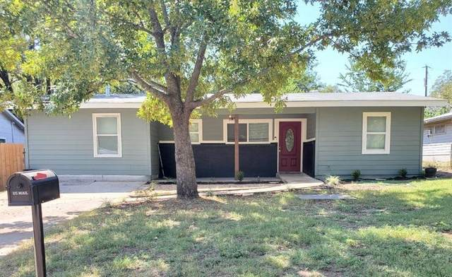718 N Pierce St, Burnet, TX 78611 (#3518043) :: Papasan Real Estate Team @ Keller Williams Realty