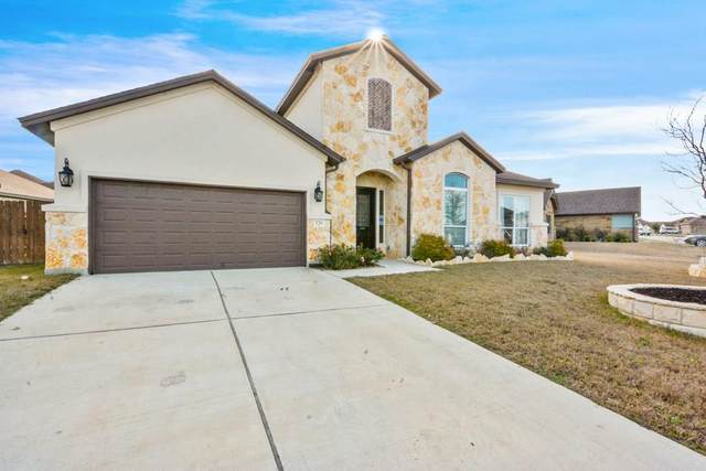 320 Western Sky Trl, Jarrell, TX 76537 (#3535985) :: Watters International