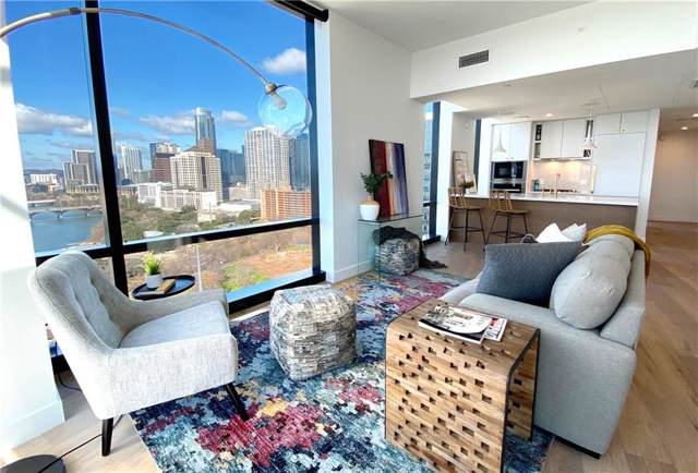 70 Rainey St #1602, Austin, TX 78701 (#3536942) :: The Gregory Group
