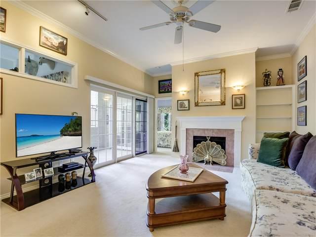 1501 W 6th St E2, Austin, TX 78703 (#3537323) :: Lauren McCoy with David Brodsky Properties