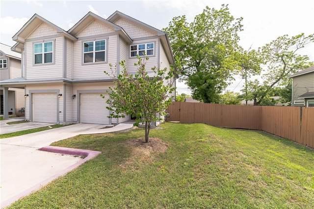 5901 E Bolm Rd G, Austin, TX 78721 (#3538253) :: Papasan Real Estate Team @ Keller Williams Realty