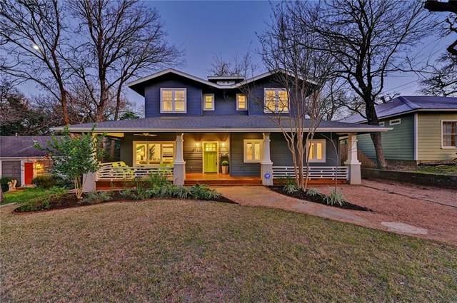 3903 Idlewild Rd, Austin, TX 78731 (#3546694) :: Ben Kinney Real Estate Team