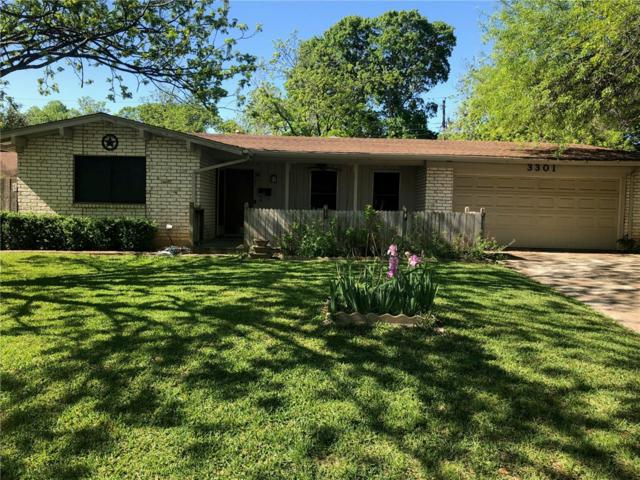3301 Silverleaf Dr, Austin, TX 78757 (#3559205) :: The Perry Henderson Group at Berkshire Hathaway Texas Realty