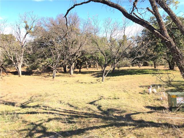 809 Sky Ln, Horseshoe Bay, TX 78657 (#3579269) :: Zina & Co. Real Estate