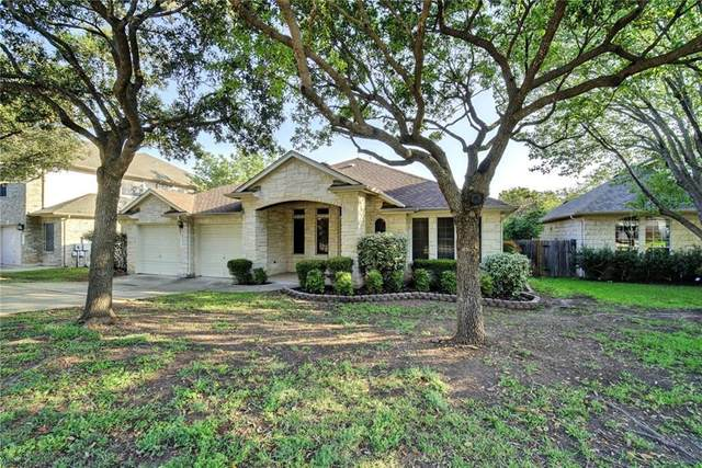 1809 Cattle Dr, Cedar Park, TX 78613 (#3583901) :: The Heyl Group at Keller Williams