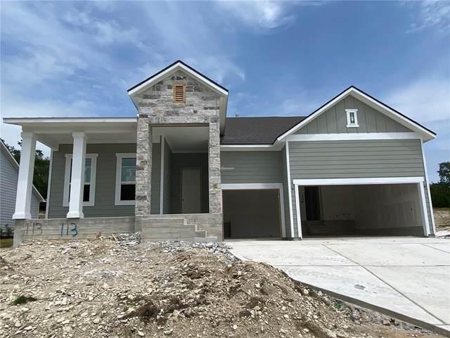 113 Rose Heath Ln, Liberty Hill, TX 78342 (#3599229) :: Papasan Real Estate Team @ Keller Williams Realty