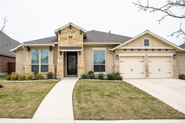 501 Judge Fisk Dr, Leander, TX 78641 (#3600959) :: Papasan Real Estate Team @ Keller Williams Realty