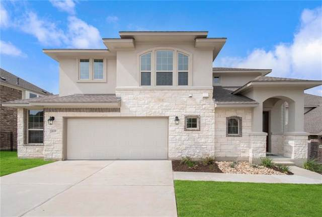 825 Mediterranean Drive Dr, Leander, TX 78641 (#3602001) :: The Perry Henderson Group at Berkshire Hathaway Texas Realty