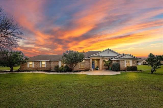 129 Park Place Dr, Georgetown, TX 78628 (#3604090) :: Papasan Real Estate Team @ Keller Williams Realty