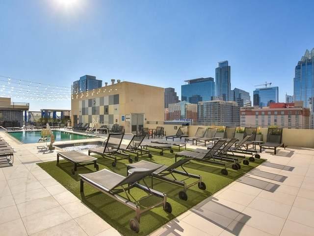 555 E 5th St #527, Austin, TX 78701 (#3610096) :: Green City Realty