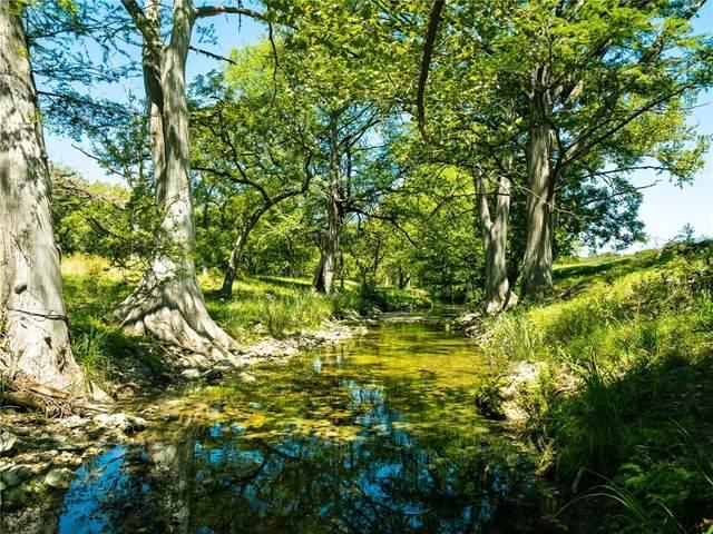 Lot 98 Sabinas Creek Ranch, Boerne, TX 78006 (#3611381) :: Papasan Real Estate Team @ Keller Williams Realty