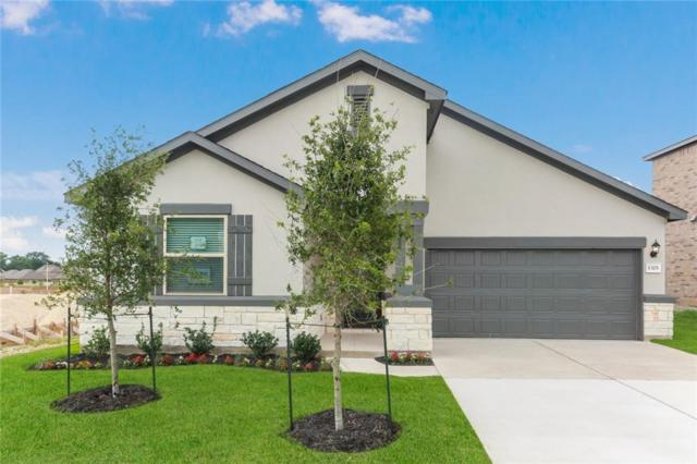 1325 Eagle Ray Street, Leander, TX 78641 (#3614743) :: The Heyl Group at Keller Williams