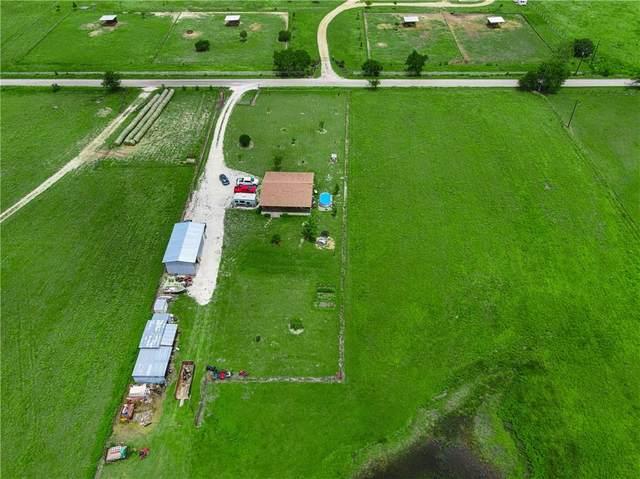 3820 County Road 211, Bertram, TX 78605 (#3627578) :: Papasan Real Estate Team @ Keller Williams Realty