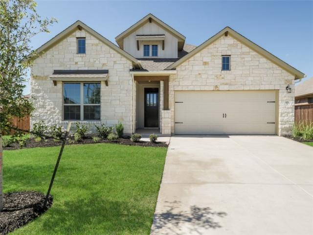 101 Barlow Cv, Liberty Hill, TX 78642 (#3640332) :: Ana Luxury Homes