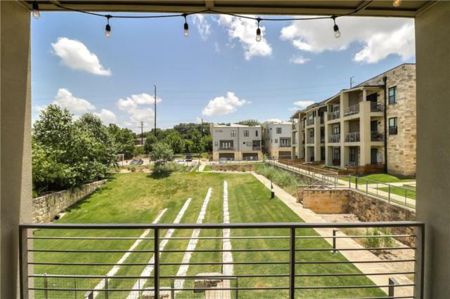 2721 Dulce Ln #124, Austin, TX 78704 (#3645970) :: The Heyl Group at Keller Williams