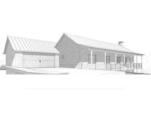 4500 Silverhill Dr, Lago Vista, TX 78645 (#3649400) :: All City Real Estate