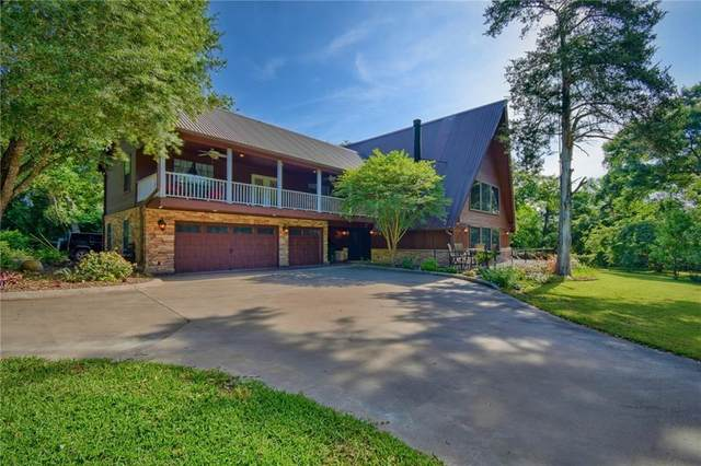 306 Hickory Bend Rd, Brenham, TX 77833 (#3649577) :: Papasan Real Estate Team @ Keller Williams Realty
