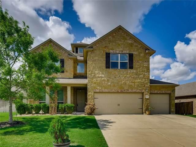 2750 Santa Ana Ln, Round Rock, TX 78665 (#3665585) :: Ben Kinney Real Estate Team