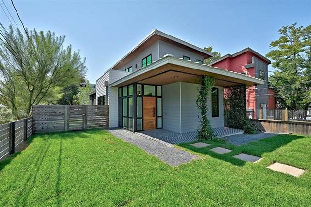 2009 E 13th St, Austin, TX 78702 (MLS #3669529) :: Vista Real Estate