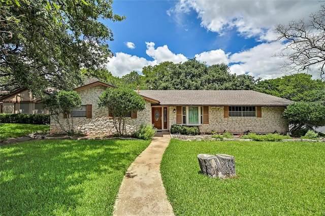 3800 Crowncrest Cv, Austin, TX 78759 (#3672541) :: Papasan Real Estate Team @ Keller Williams Realty