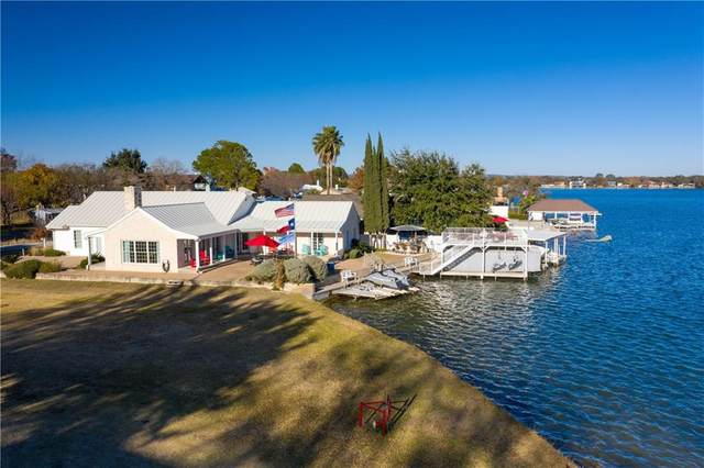 100 Jodys Lndg, Sunrise Beach, TX 78643 (#3672575) :: Realty Executives - Town & Country