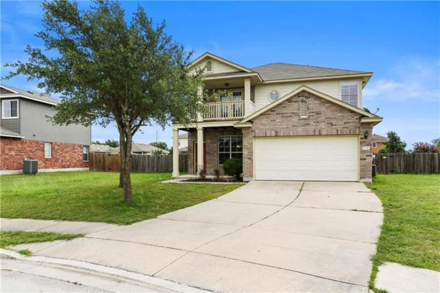 12741 William Harrison St, Manor, TX 78653 (#3686130) :: The Gregory Group