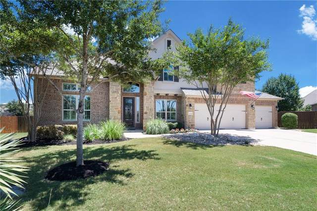 18101 Painted Horse Cv, Austin, TX 78738 (#3702795) :: All City Real Estate