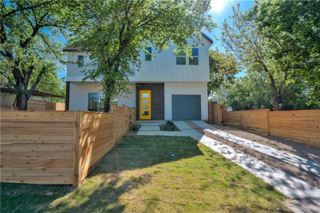 1409 A Singleton Ave, Austin, TX 78702 (#3708972) :: RE/MAX Capital City