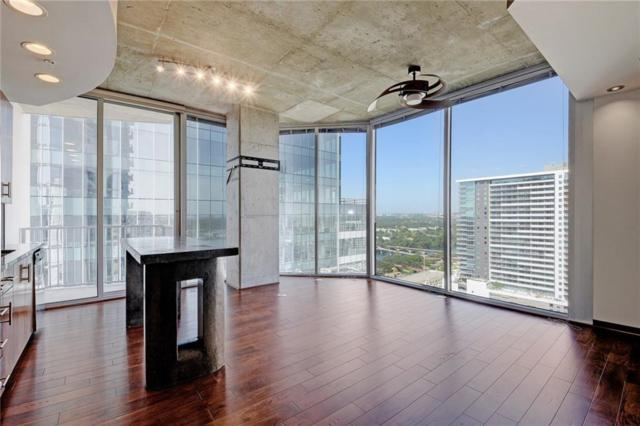 360 Nueces St #2302, Austin, TX 78701 (#3710125) :: Papasan Real Estate Team @ Keller Williams Realty