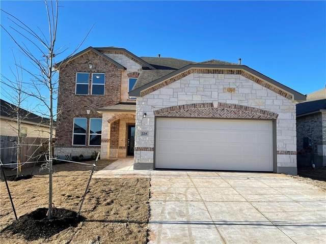 217 Bright Star Ln, Georgetown, TX 78628 (#3714136) :: Papasan Real Estate Team @ Keller Williams Realty